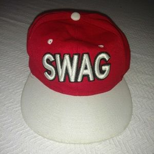 SWAG adjustable cap